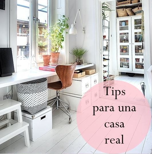 Tips para una casa real decorar tu casa es for Consejos para decorar mi casa