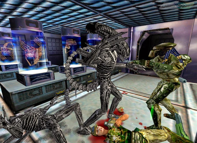 Aliens vs Predator Klasik 2000 - PC EDITOR [FREE DOWNLOAD]