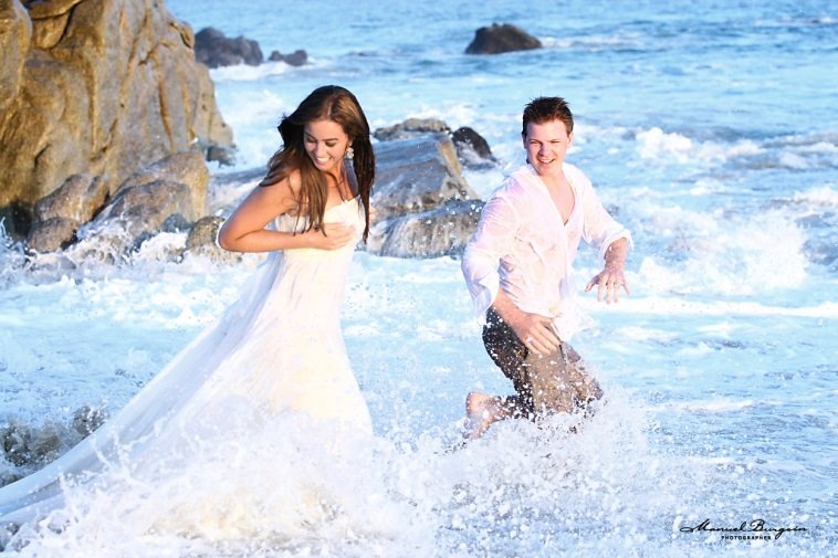 The Paisley Press: Trash The Dress: A Trendy Alternative For Your ...