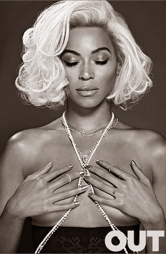 beyonce photoshoot for out magazine 4 pics indian