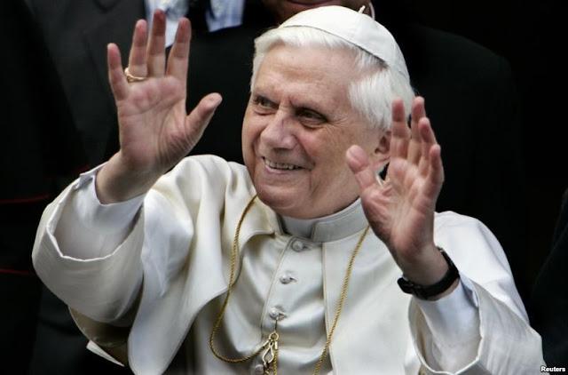 Kỷ niệm 1 năm Đức Giáo Hoàng Biển Đức XVI tuyên bố từ nhiệm