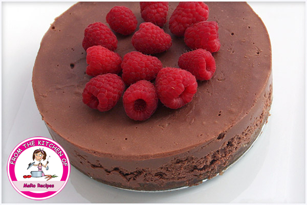 Cocoa Popovers With Chocolate Mousse And Raspberries Recipes ...
