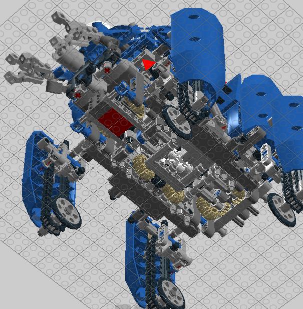 Technological Autocracy Lego Digital Designer Goodness