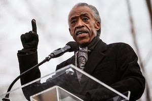 Al Sharpton King of the Dirtbag Race Hustlers