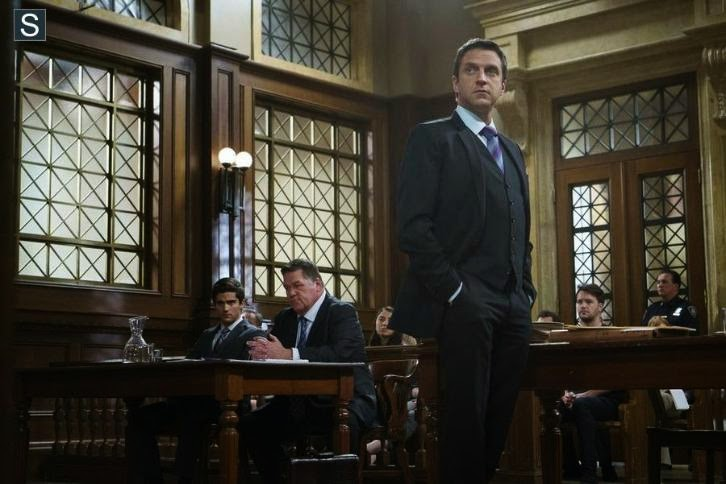 Law and Order Special Victims Unit - Review - Mid Season Recap