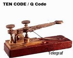 percakapan menggunakan kode
