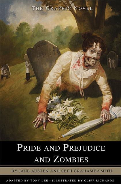 challenge abc pride and prejudice and zombies de seth