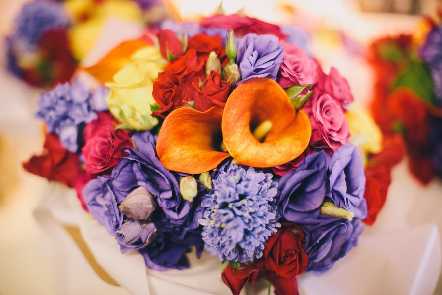 Savvy Deets Bridal How To Set A Positive Tone With Your Wedding Color Theme