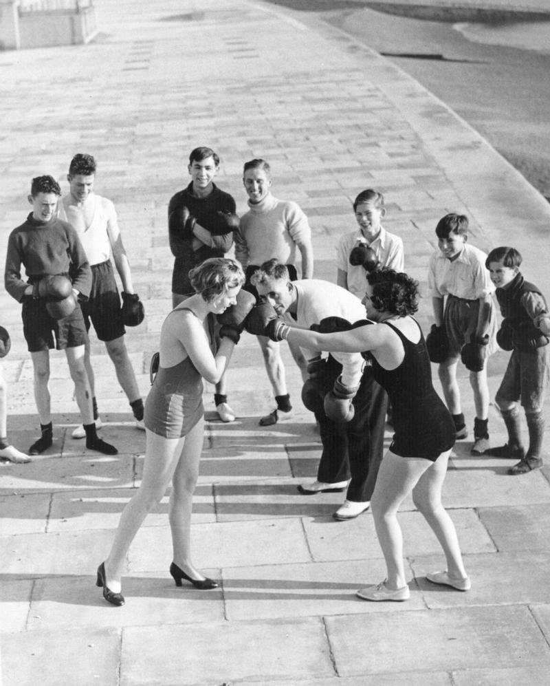 Interesting Vintage Photos Of Soviet Sport Girls And
