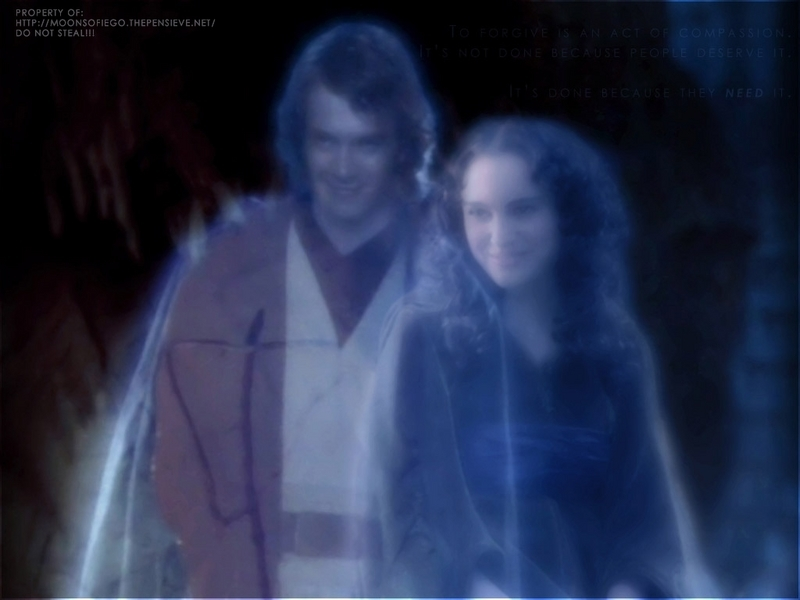 Anakin and padme quotes quotesgram - Lego star wars anakin ghost ...