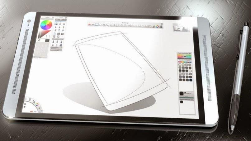 Tablet HTC T1H Pakai Chip Berkecepatan 2,2 GHz?