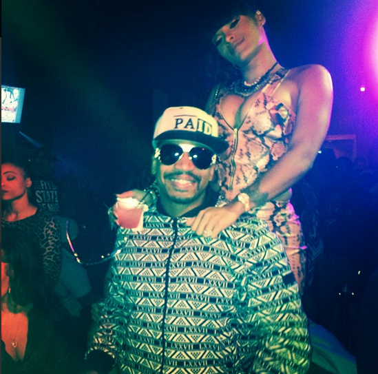 Joseline Hernandez and Stevie J celebrate Christmas