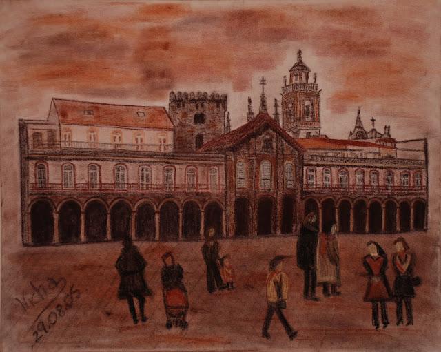 A Arcada em Braga