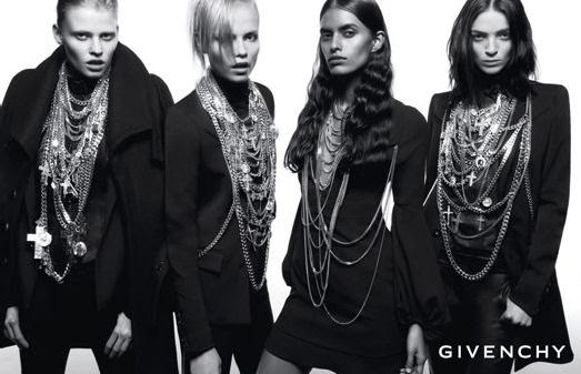 Givenchy Fall 2008 by Inez + Vinoodh