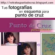 Fotografías en punto de cruz