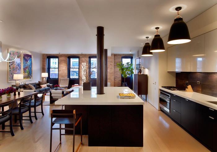 Cocinas actuales minimalistas 2015 for Casas actuales modernas