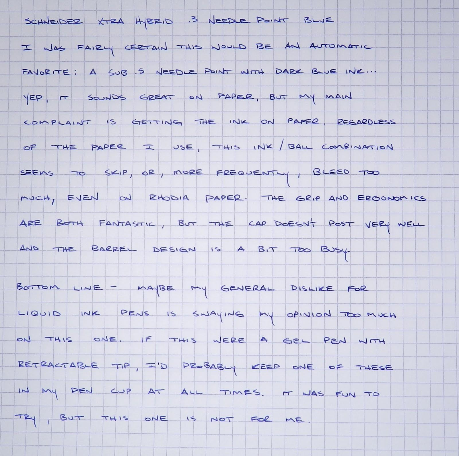 Best Cursive Writing