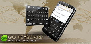 GO Keyboard Apk Logo