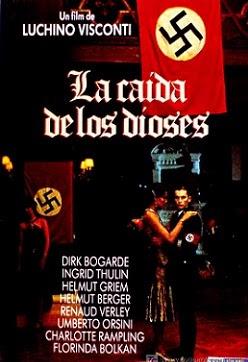 """"""" La Caída de los dioses """" de Visconti"""