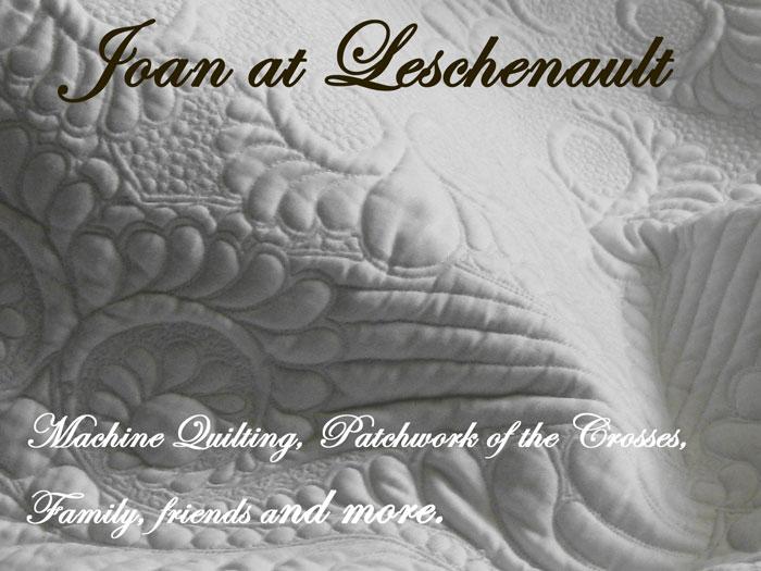 Joan at Leschenault