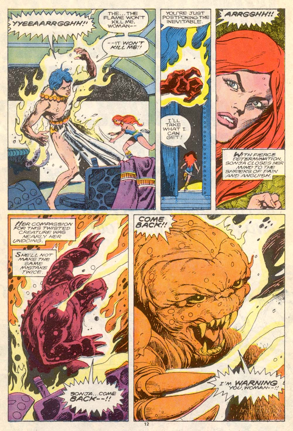 Conan the Barbarian (1970) Issue #205 #217 - English 13