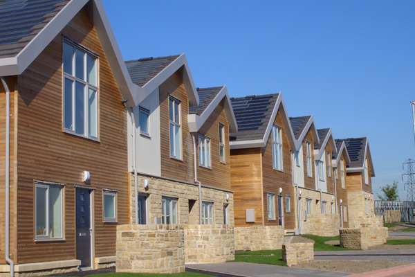 Stourbridge community build for Affordable eco homes