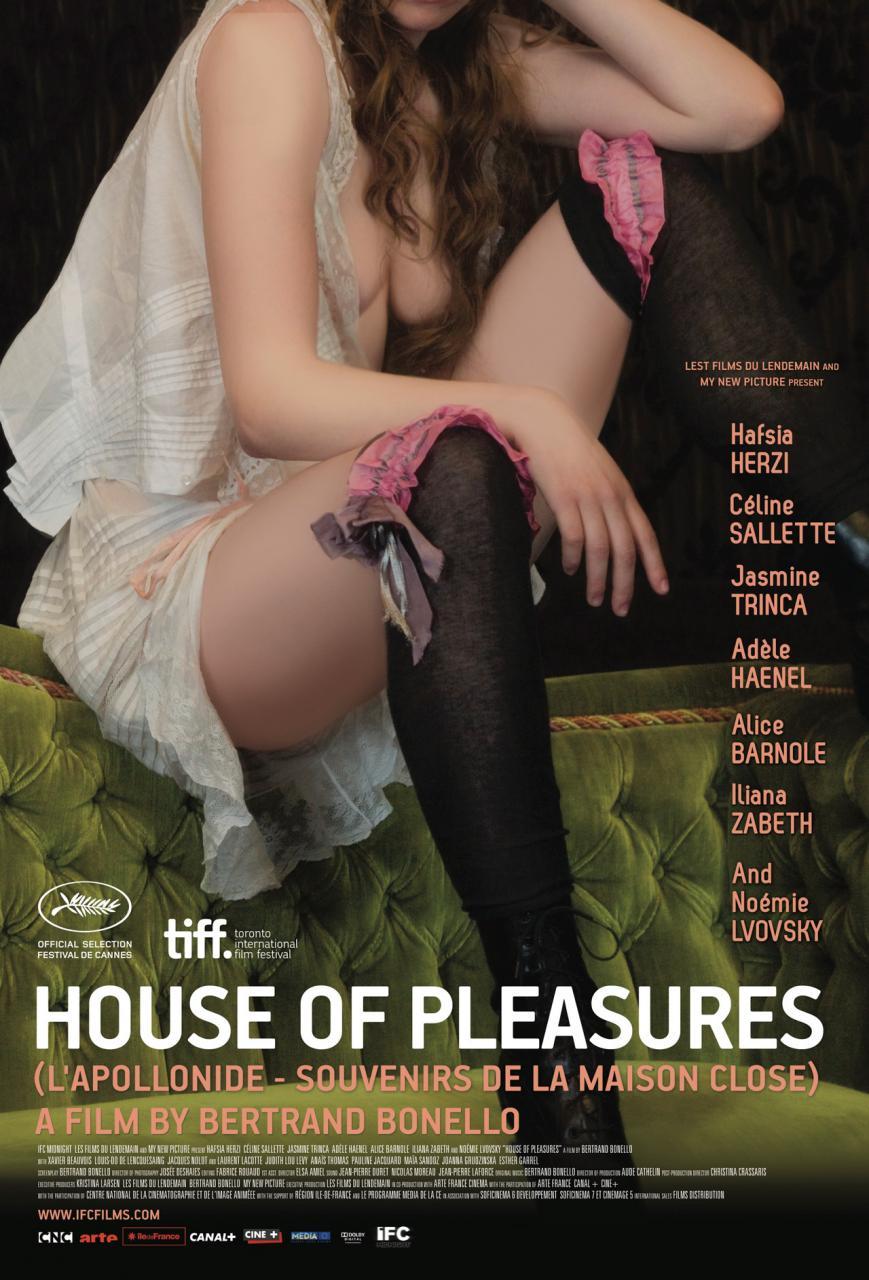 The cleveland movie blog february 2012 for Apollonide souvenirs de la maison close streaming