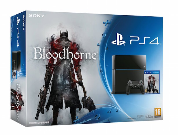 pack-ps4-bloodborne-ps4days-nintendo-3dsxl-majoras-ziggurat