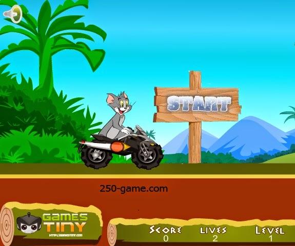 سباق توم اند جيري