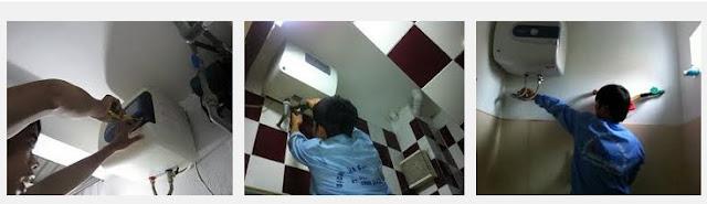 Sửa bình nóng lạnh tại Đống Đa Hà Nội