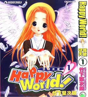 Ecchi Manga Happy World!