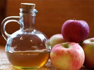 Apple Cider Vinegar is rich in AHA
