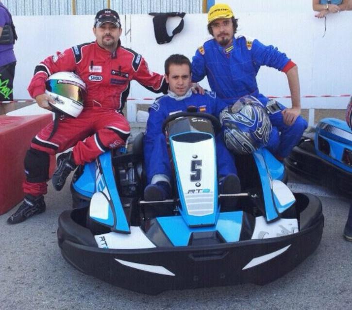 Circuito Karts Santos De La Humosa : Ckrc championship kart renting castilla karting h de