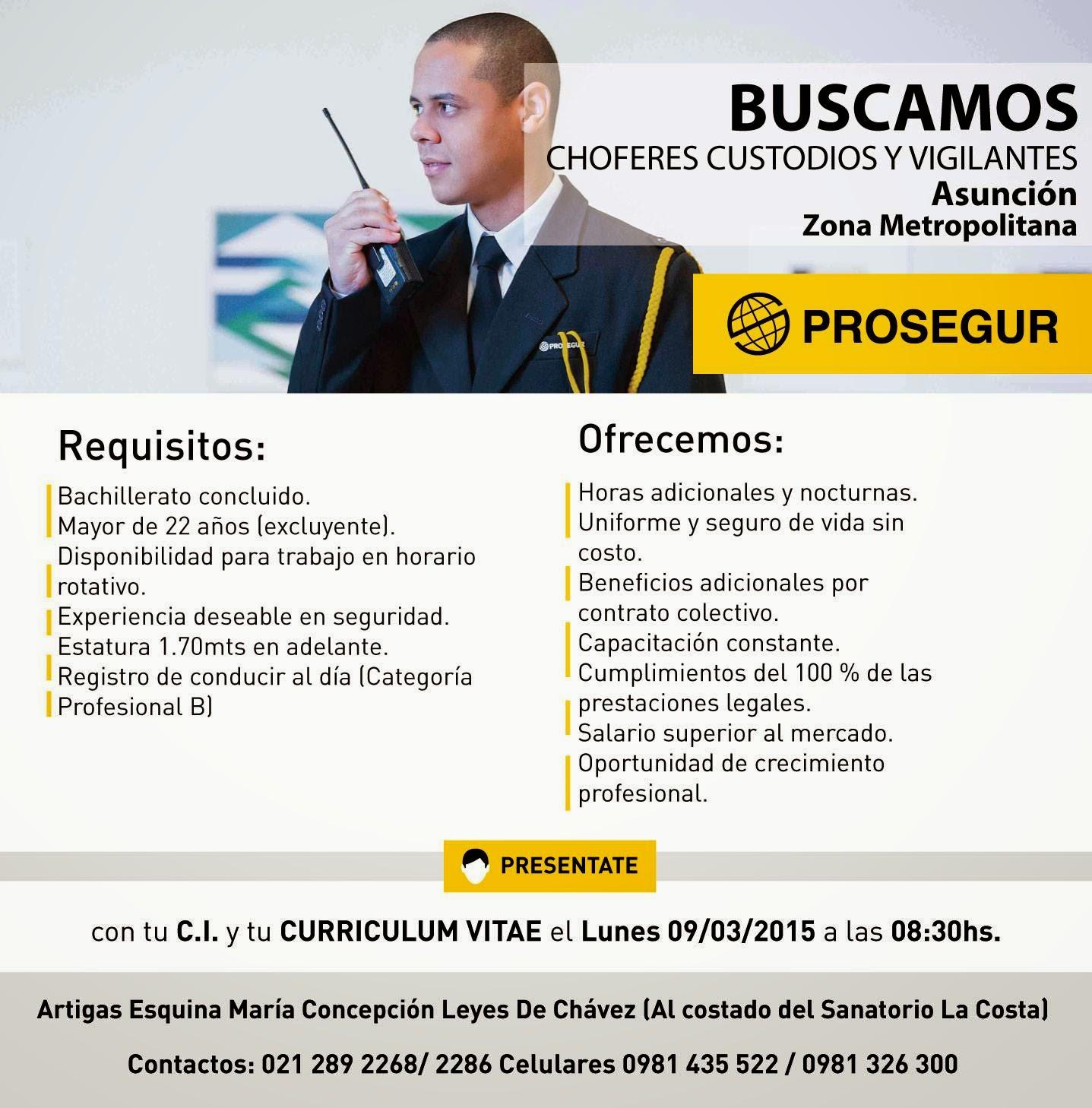 Bolsa de Trabajo del 06 de Marzo de 2015 | 💼 BOLSA DE TRABAJO ...