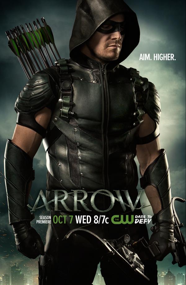 Mũi Tên Xanh: Phần 4 - Arrow: Season 4 - 2015