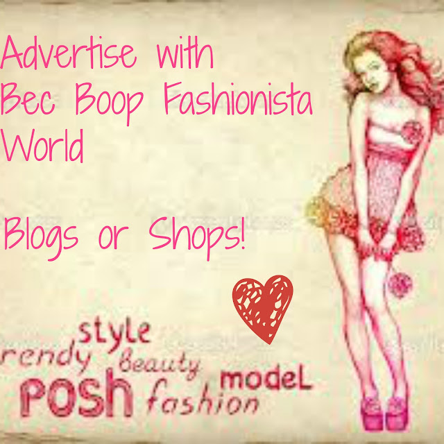 Advertise your blog or shop