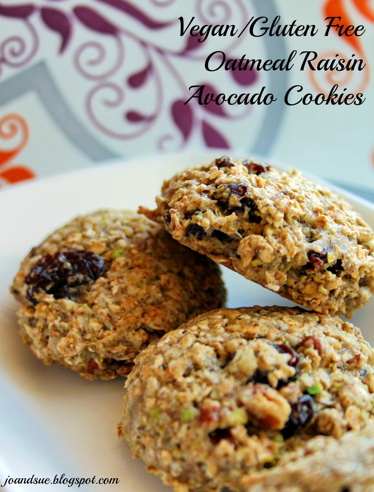 call these Oatmeal Raisin Cookies. I would keep the vegan/gluten free ...