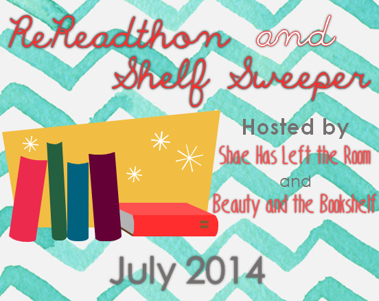 http://www.shaelit.com/2014/06/rereadathon-shelf-sweeper-2014/