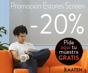 Promocion Estores Screen Kaaten