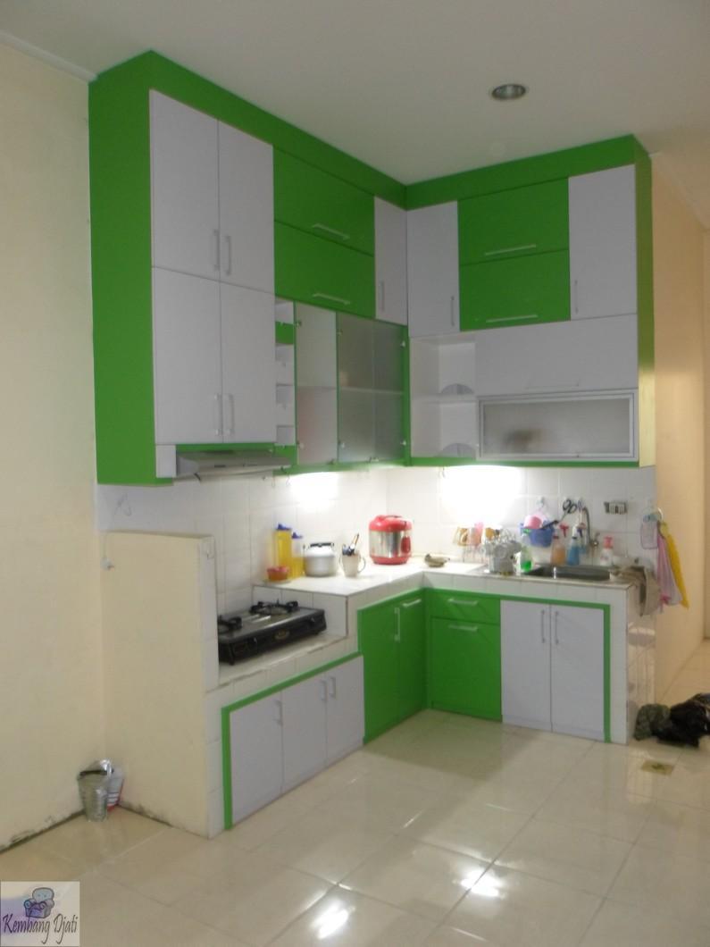 Kitchen Set Semarang - Desain Modern Minimalis Warna Sesuai Trend - Furniture Semarang