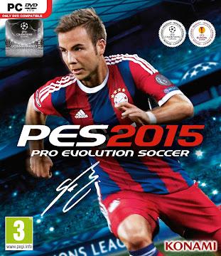 Download Pro Evolution Soccer 2015 Highly Compressed RIP