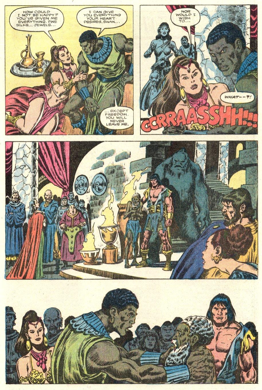 Conan the Barbarian (1970) Issue #181 #193 - English 21
