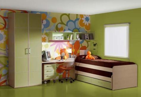 the infantil decora: muebles modernos para el dormitorio infantil - Muebles De Dormitorio Para Ninos