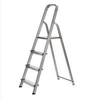 Dolphin Aluminium Folding Ladder Pro
