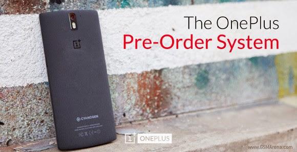 OnePlus introduce el Sistema de Pre-Orden