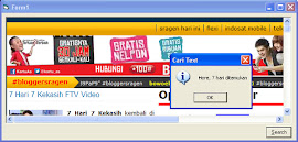 Cari Kata Dalam WebBrowser Visual Basic