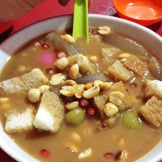 Kuliner Nusantara, Resep Es Sekoteng