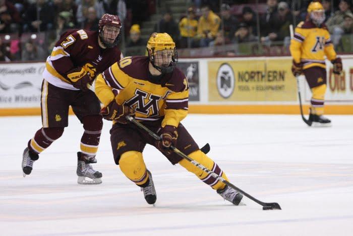 Minnesota Golden Gophers: Minnesota at Minnesota Duluth Gopher Hockey