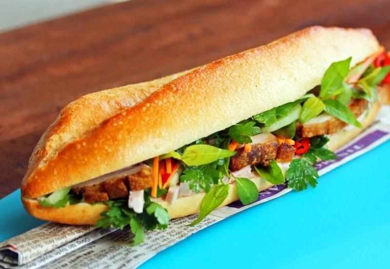 [Neu!!!] Asiatische Sandwich im Baguette Brot - für nur CHF 7.50