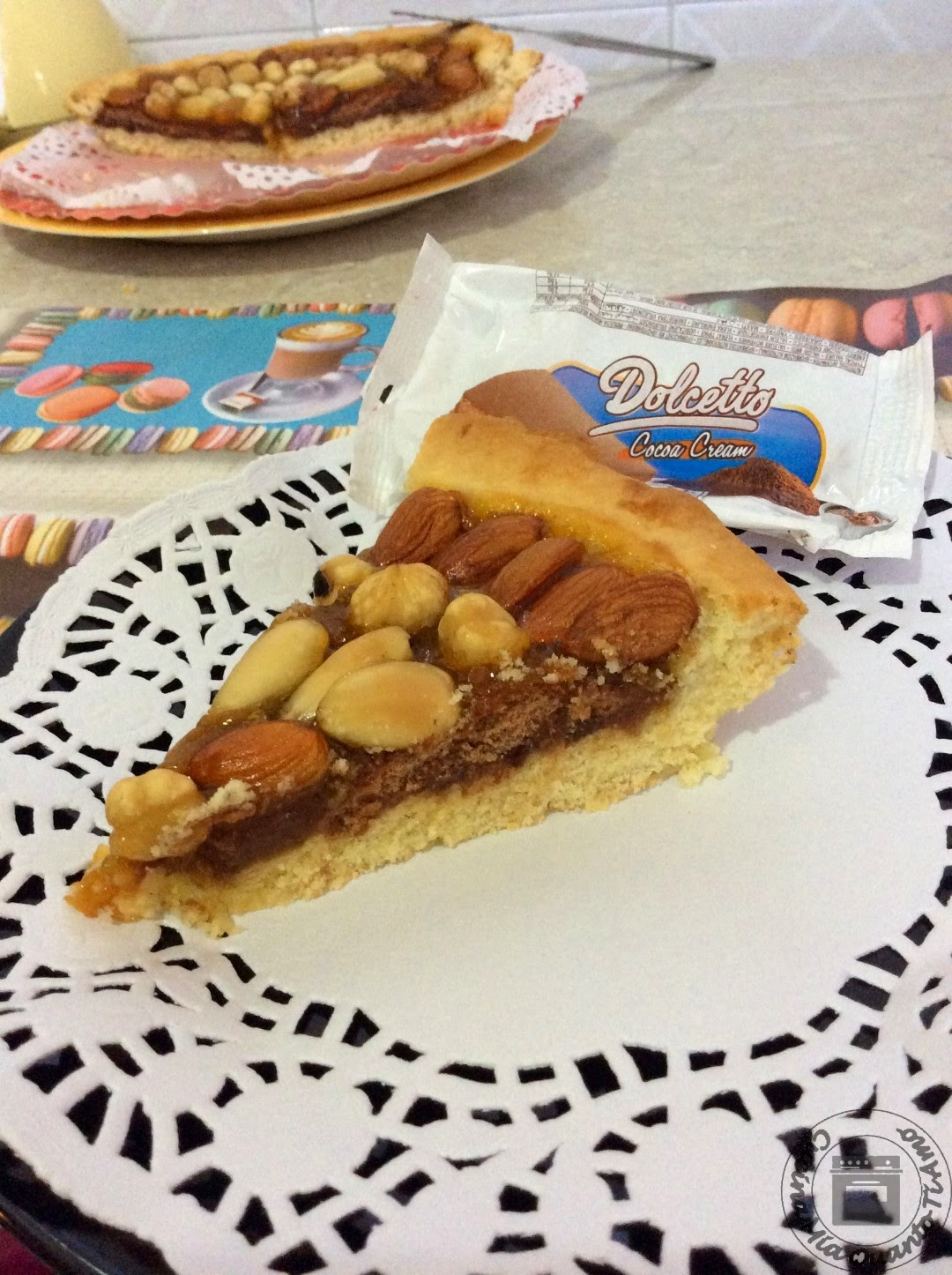 crostata siciliana